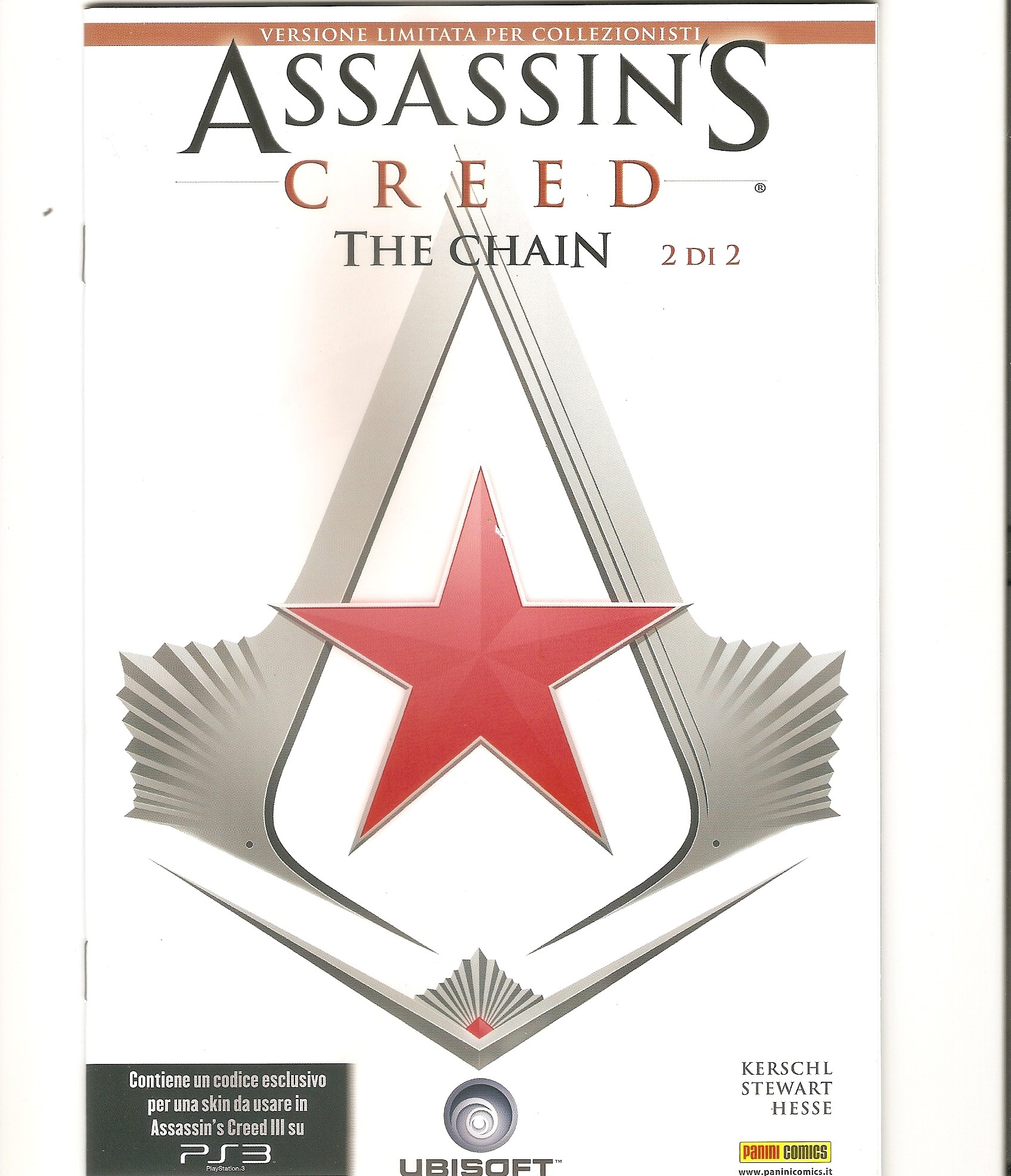 Assassin's creed: The chain n. 2 (di 2)