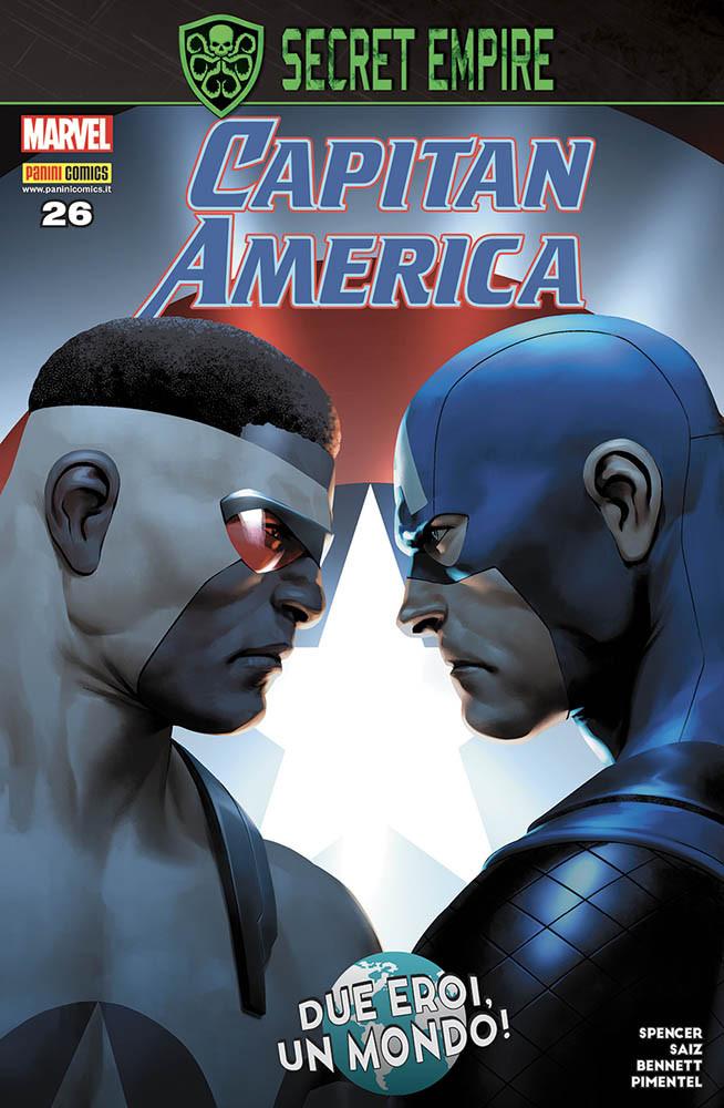 Capitan America n. 96
