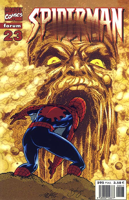 Spiderman Vol.3 #23 (de 31)