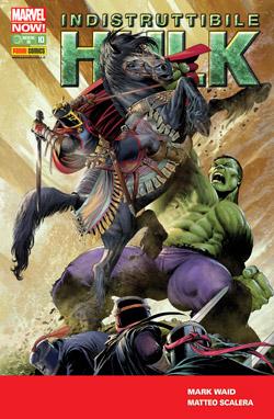 Hulk e i Difensori n...