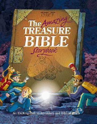 The Amazing Treasure Bible Storybook