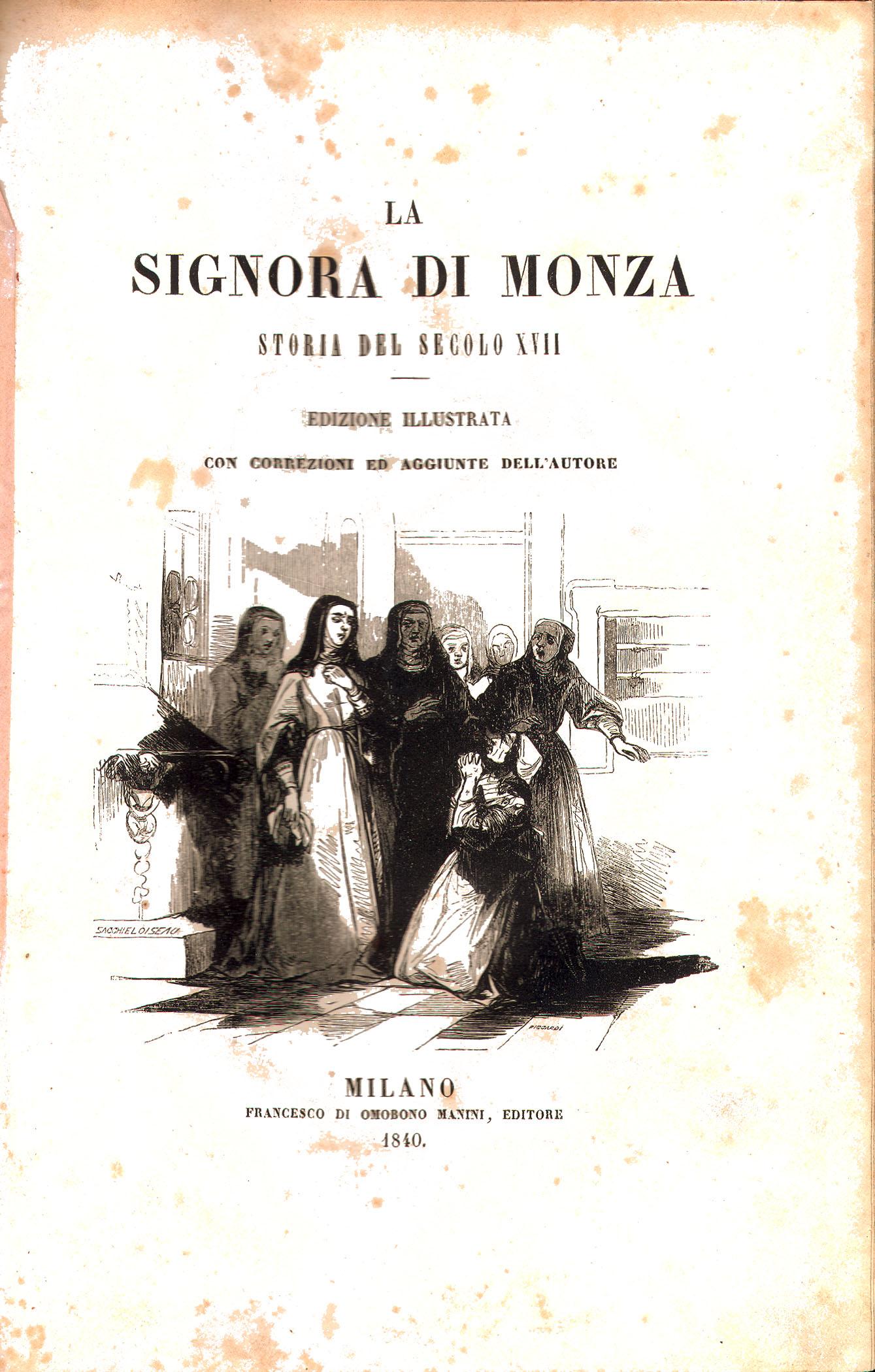 La Signora di Monza....