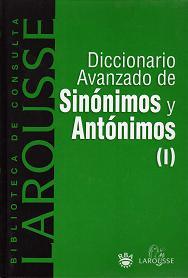 Diccionario Avanzado de Sinónimos y Antónimos