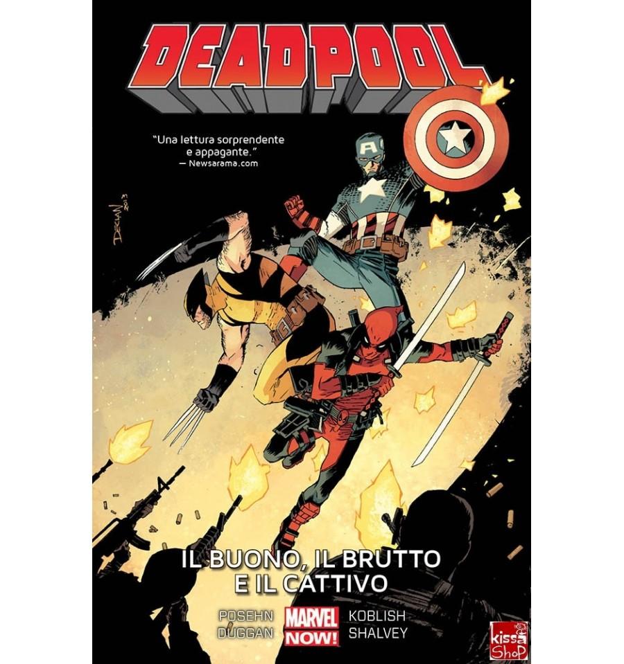 Deadpool vol. 3