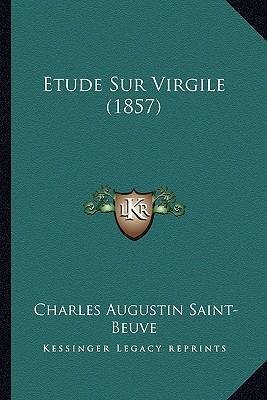 Etude Sur Virgile (1857)