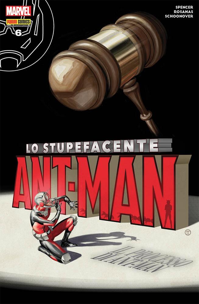 Lo stupefacente Ant-...