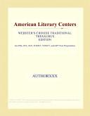 American Literary Ce...