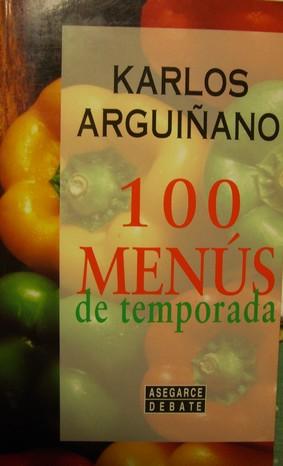 100 Menus de Temporada