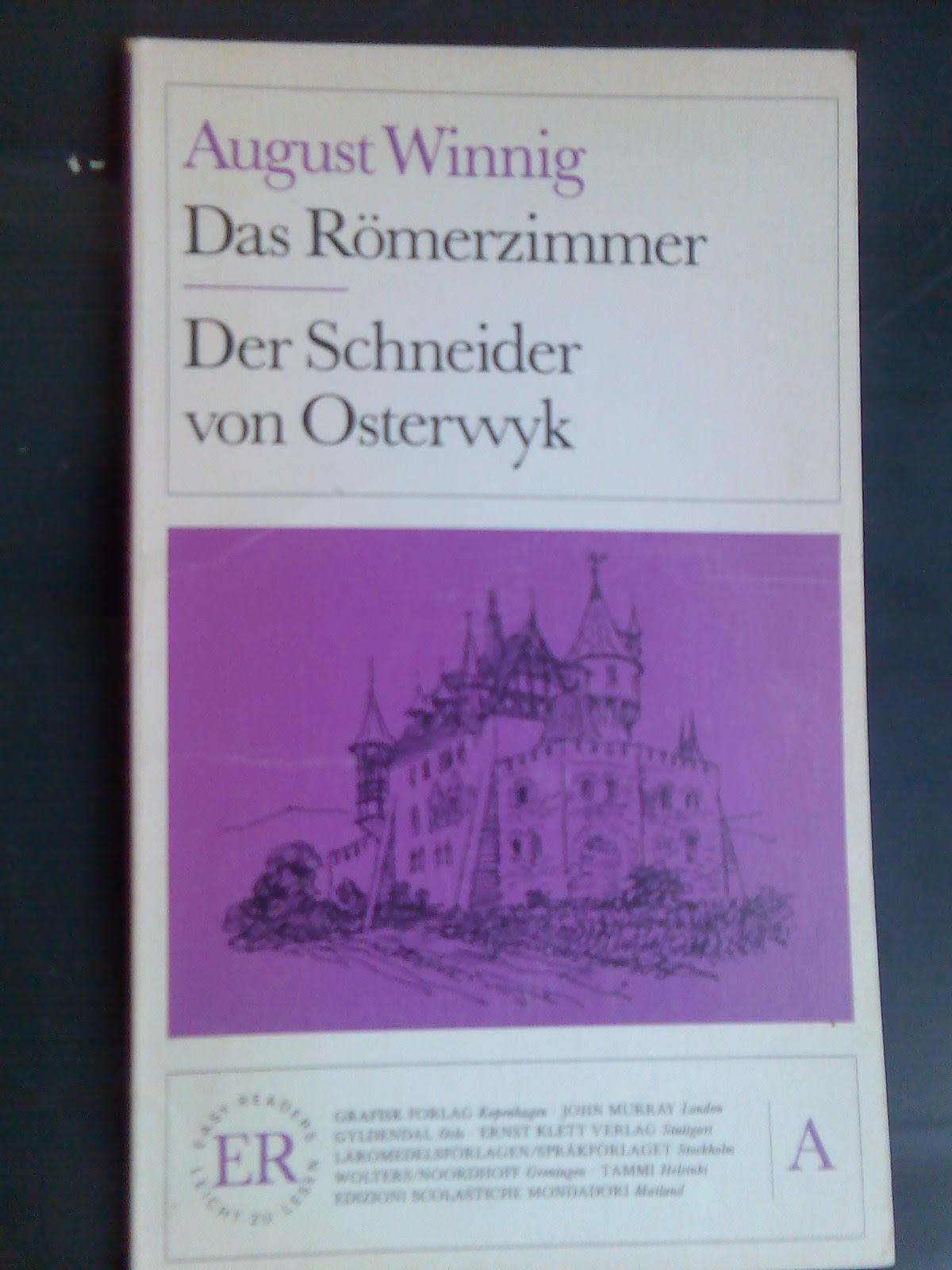 Das Romerzimmer - Der Schneider von Osterwyk