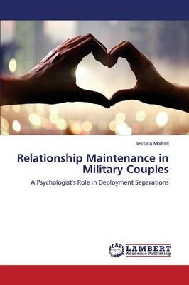 Relationship Maintenance in Military Couples