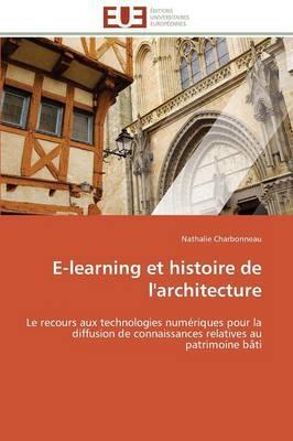 E-Learning et Histoire de l'Architecture