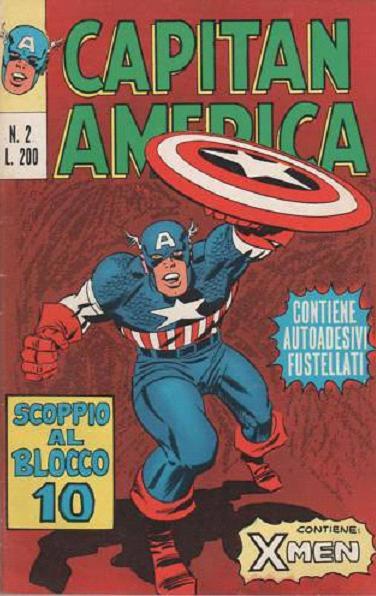 Capitan America n. 2