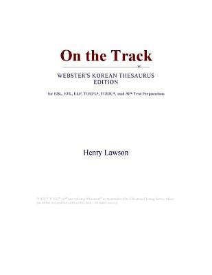 On the Track (Webster's Korean Thesaurus Edition)