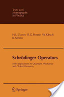 e-Study Guide for: Schrodinger Operators by Hans L. Cycon, ISBN 9783540167587