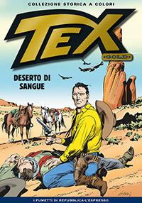 Tex collezione storica a colori Gold n. 8