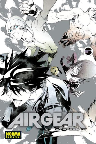 Air Gear #37 (de 37)
