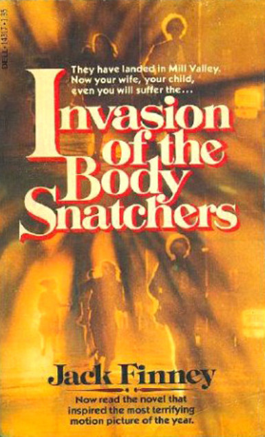 Invasion of the Body...