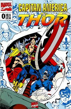 Capitan America e Thor n. 0