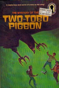 Mystery of the Two-Toed Pigeon