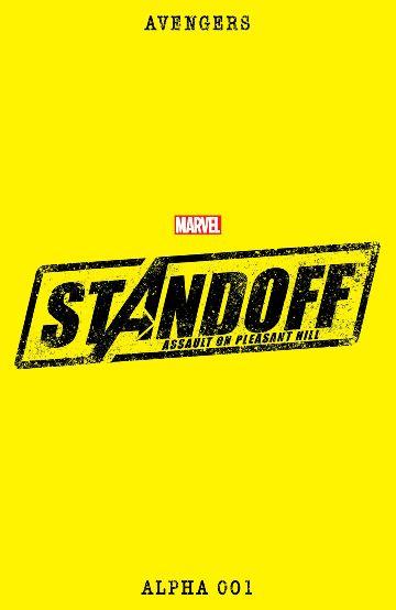Avengers Standoff: Assault on Pleasant Hill Alpha Vol.1 #1