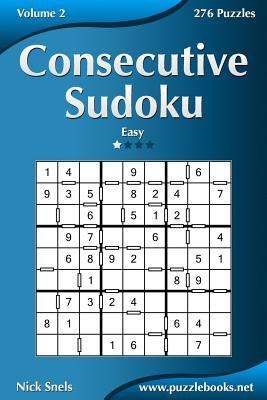 Consecutive Sudoku Easy