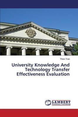 University Knowledge...
