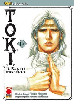 Toki il Santo d'Argento vol. 1