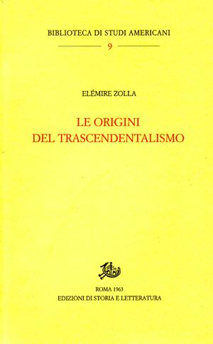 Le origini del trascendentalismo