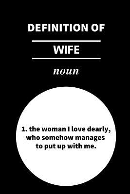 Definition of Wife
