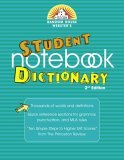 Random House Webster's Student Notebook Dictionary, Second Edition