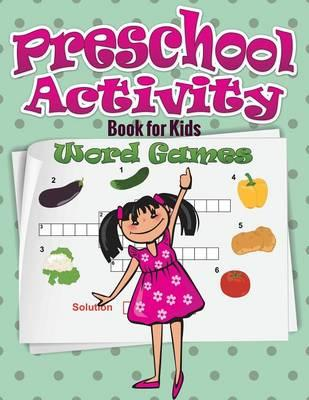 Preschool Activity Book For Kids