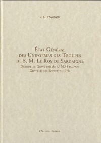 État général des uniformes des troupes de S. M. le roy de Sardaigne