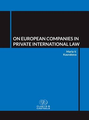 On European Companies in Private International Law