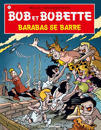 Bob et Bobette, Tome 323