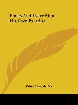 Books and Every Man ...
