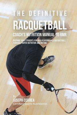 The Definitive Racquetball Coach's Nutrition Manual to Rmr