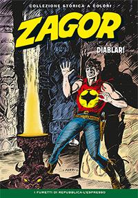 Zagor collezione storica a colori n. 118
