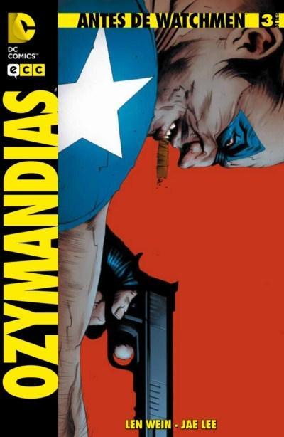 Antes de Watchmen: Ozymandias #3 (de 6)