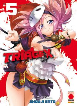Triage X vol. 5