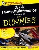 DIY and Home Maintenance for Dummies All-in-One, UK edition