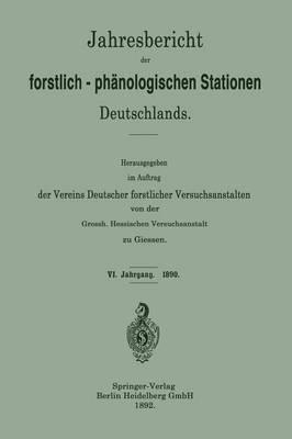 Jahresbericht der Fo...