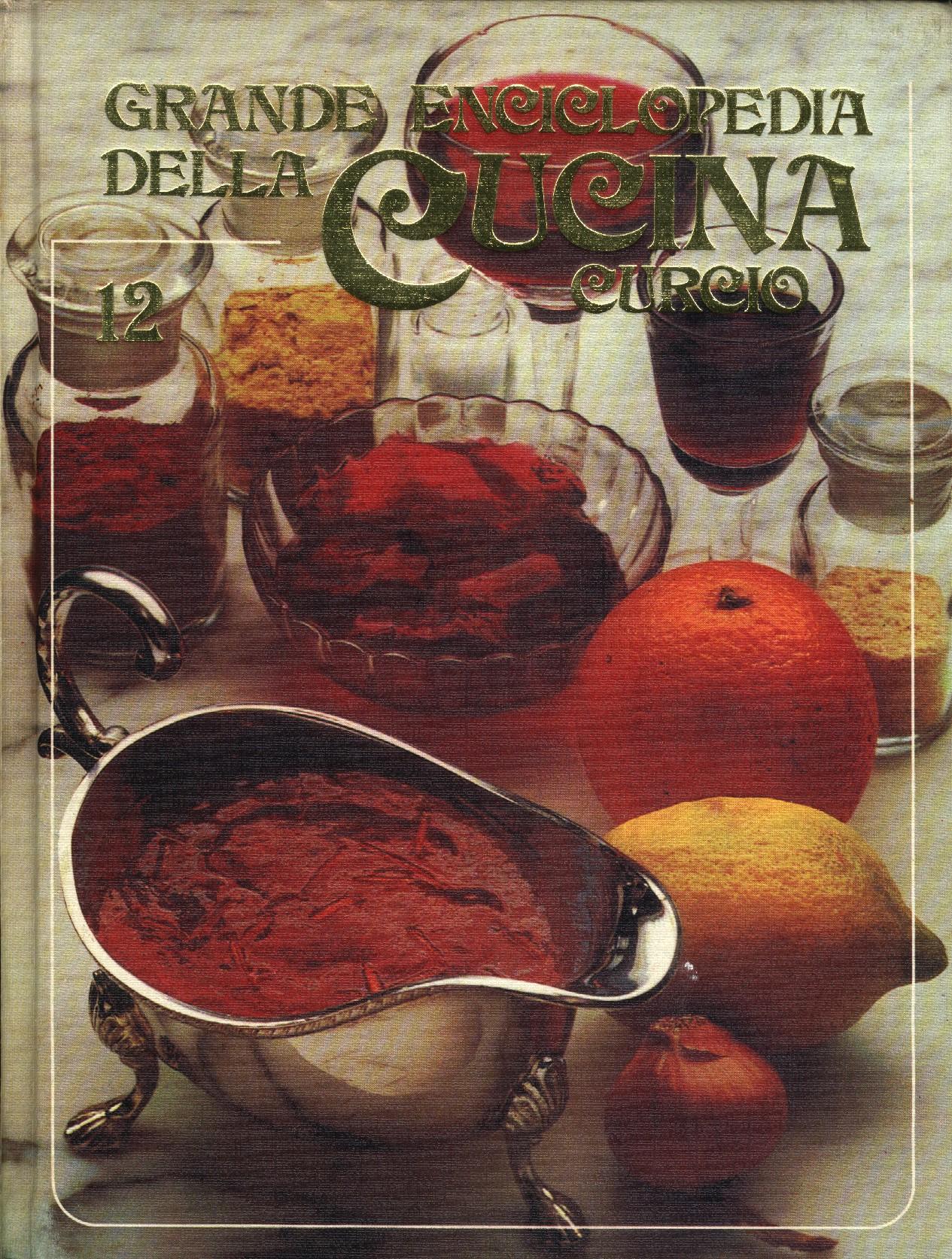 Grande Enciclopedia della Cucina Vol. 12 (kev-man)