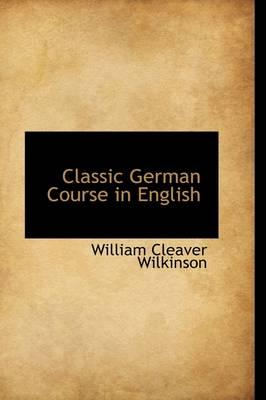 Classic German Course in English
