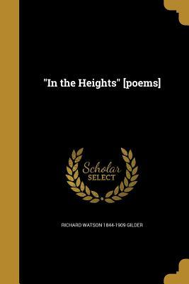 IN THE HEIGHTS POEMS