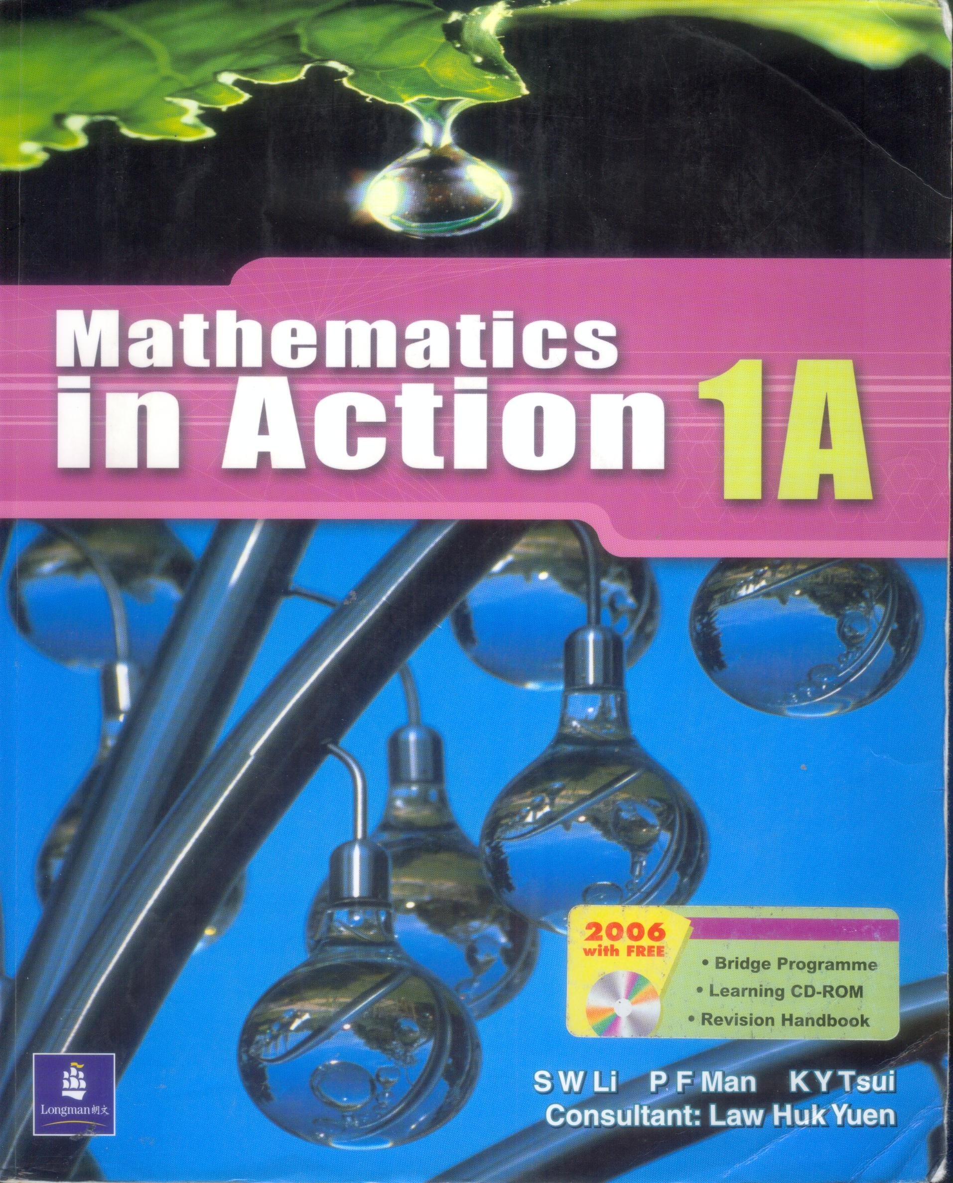 Maths in Action 1A