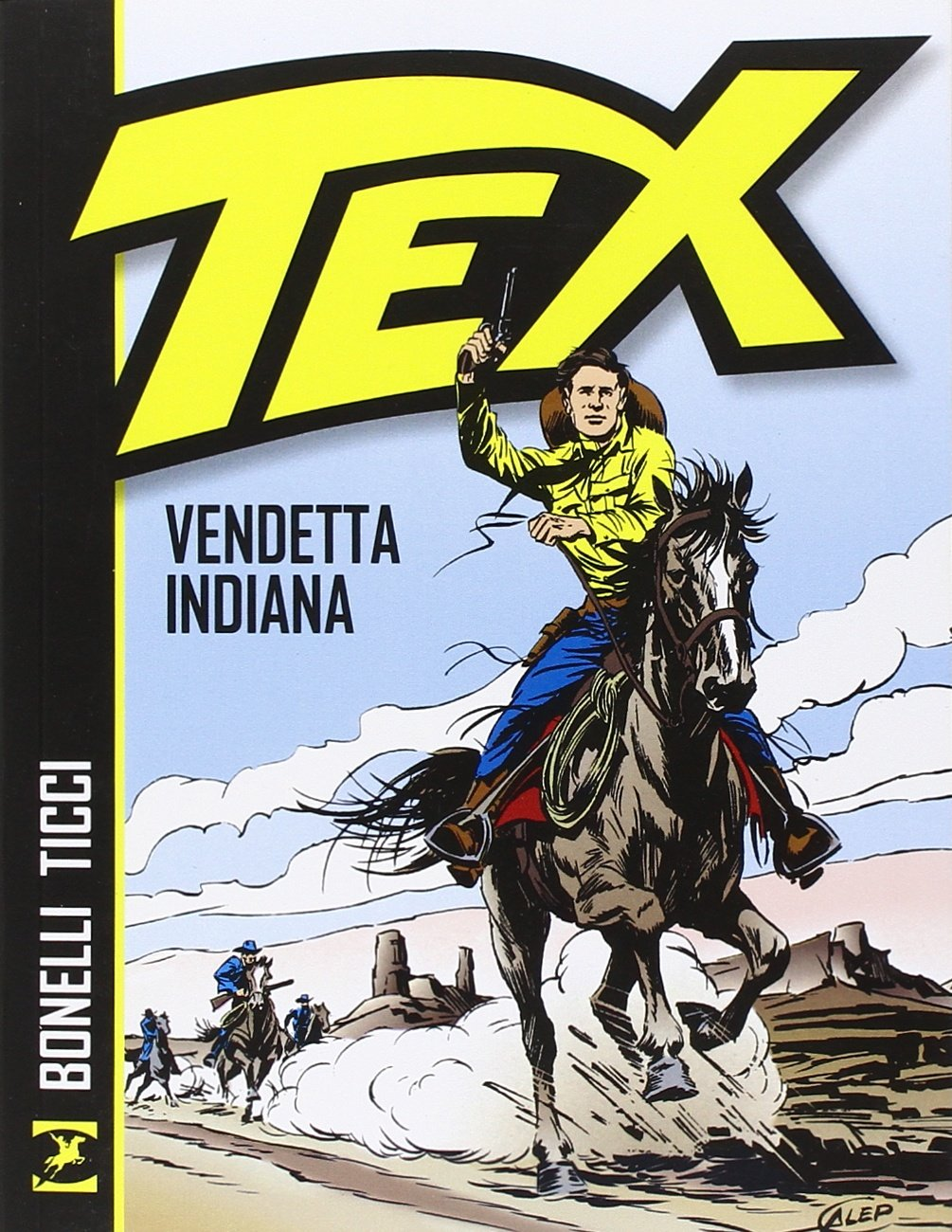 Tex: Vendetta Indian...
