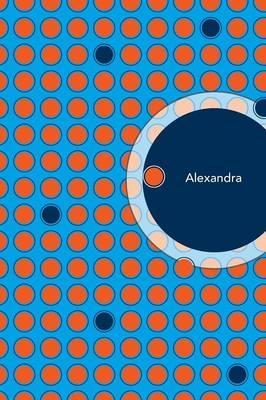 Etchbooks Alexandra, Dots, Wide Rule