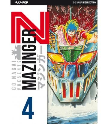 Mazinger Z vol. 4