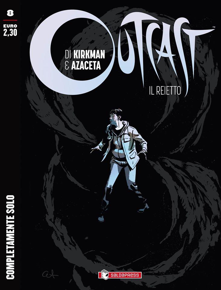 Outcast n. 8