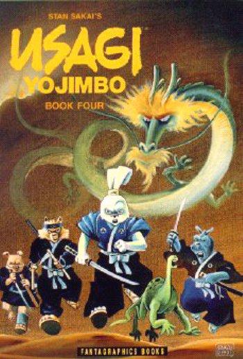 Usagi Yojimbo, Book ...